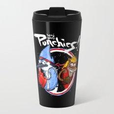 Let's Play PUNCHIES!! Travel Mug