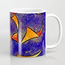Delissianum V1 - dancing fire Coffee Mug