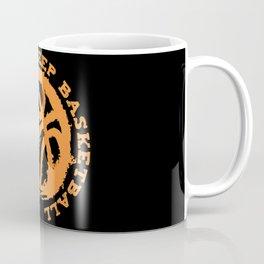 Eat Sleep Basketball Coffee Mug