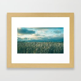 Field of Dreams Framed Art Print