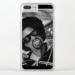 RIP Mac Dre Clear iPhone Case