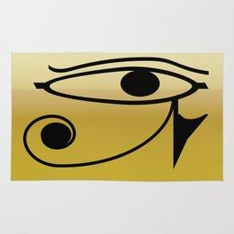 Eye of Horus1 Rug
