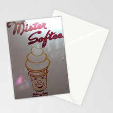 Mister Softee Stationery Cards