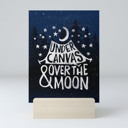 Under Canvas Mini Art Print