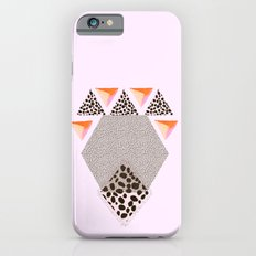 LEOPARD DIAMOND iPhone 6s Slim Case
