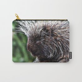 toony New World porcupines ( Erethizontidae) Carry-All Pouch