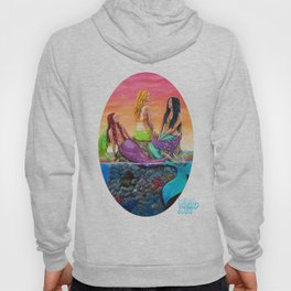 Mermaid Sisters Hoody