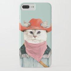 Rodeo Cat iPhone 7 Plus Slim Case