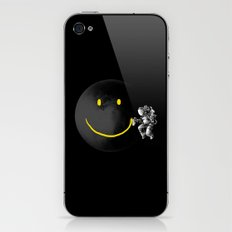 Make a Smile iPhone & iPod Skin