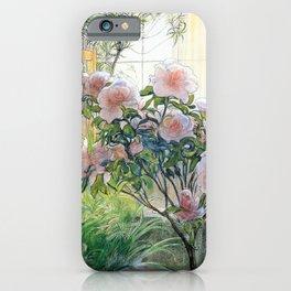 Azalea - Carl Larsson iPhone Case