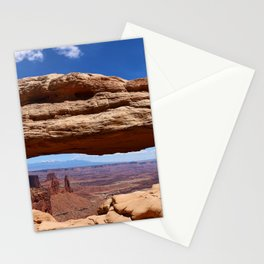 Mesa Arch View Stationery Cards