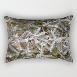 Frosted Stars Rectangular Pillow