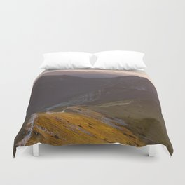 Before sunset - Landscape and Nature Photography Duvet Cover