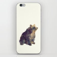 Bear // Nova iPhone & iPod Skin