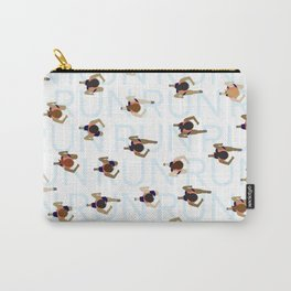 Keep on Running Carry-All Pouch