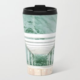 Beach Vibes Travel Mug