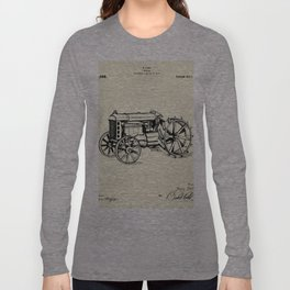 Tractor-1919 Long Sleeve T-shirt