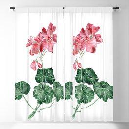 Geranium Blackout Curtain