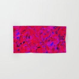diagonal fold Hand & Bath Towel