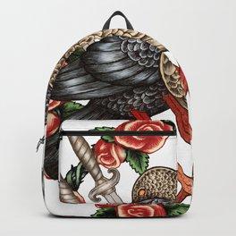 Forgive Me Backpack