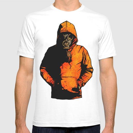 vulpes pilum mutat, non mores T-shirt