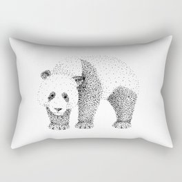 Ailuropoda Melanoleuca Rectangular Pillow