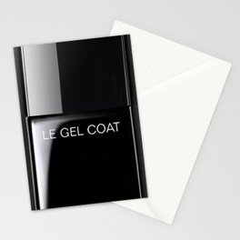 Nail Lacquer Stationery Cards