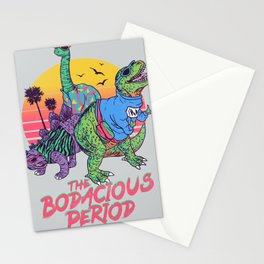 The Bodacious Period Stationery Cards