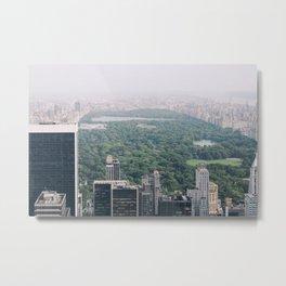 New York 05 Metal Print