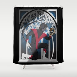 Wagner's Sword Shower Curtain
