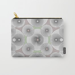 ex- spiral col. Carry-All Pouch