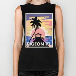Pigeon Point Tobago Biker Tank