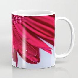 Flowers and drops of water Coffee Mug