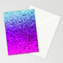 Unicorn Glitter Farts Stationery Cards
