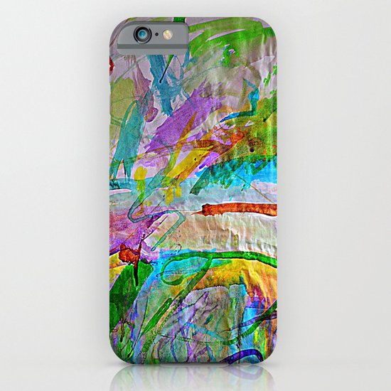 Lily's Watercolor iPhone & iPod Case
