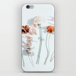 Minima #phoography #floral iPhone Skin