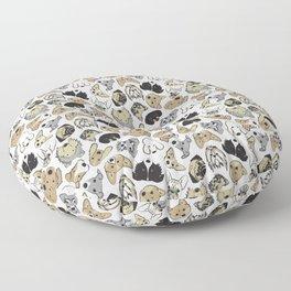 dogs Floor Pillow