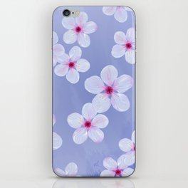 Cherry Blossoms - Painting iPhone Skin