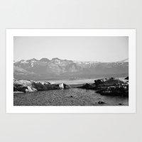 norway Art Prints featuring Norway by KTverbakk