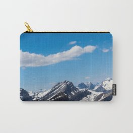 Dreamy Mountain Tops Carry-All Pouch