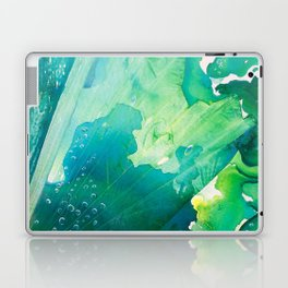 Environmental Importance, Deep Sea Water Bubbles Laptop & iPad Skin