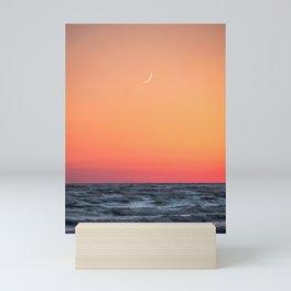 Sandbanks Sunset 1 Mini Art Print