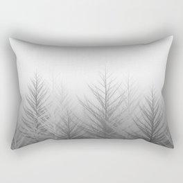 The Silent Florest Rectangular Pillow