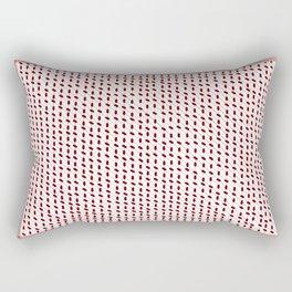 Minimal Traditional Pattern Rectangular Pillow