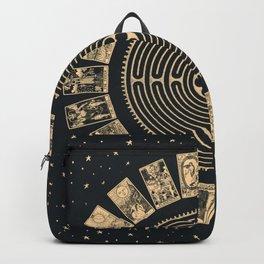 Major Arcana & Golden Labyrinth Backpack