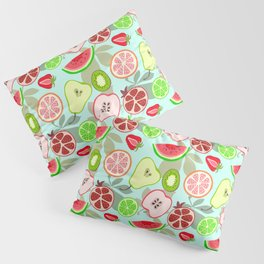 cut fruit Pillow Sham
