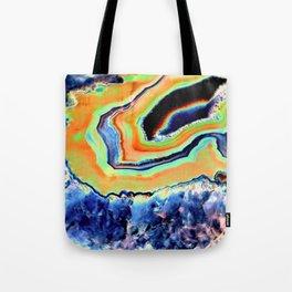 Crystalized Wonders Tote Bag