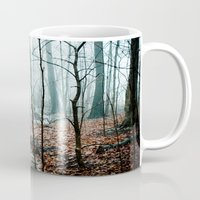 winter Mugs featuring Gather up Your Dreams by Olivia Joy StClaire