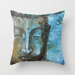 The Peace Throw Pillow