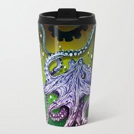 Rainbow Octopus Travel Mug